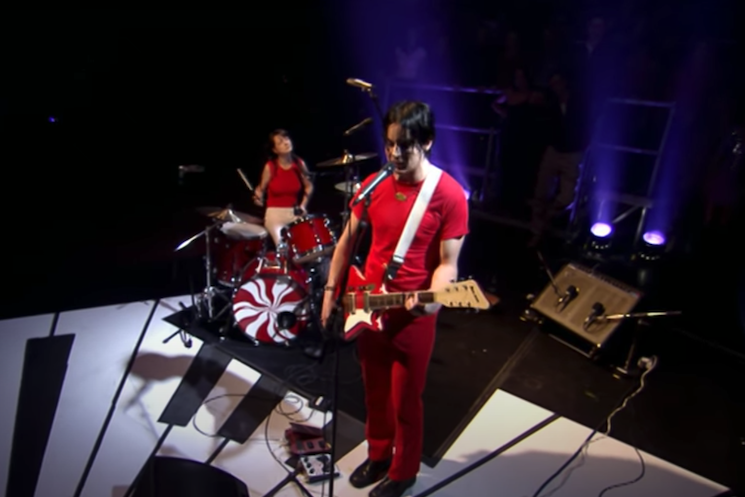 The White Stripes Unearth 2001 Performance of 'Hotel Yorba'