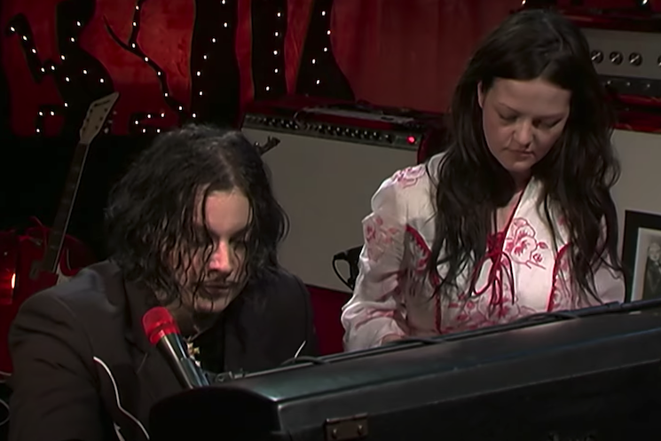 The White Stripes Unearth Classic VH1 Live Videos