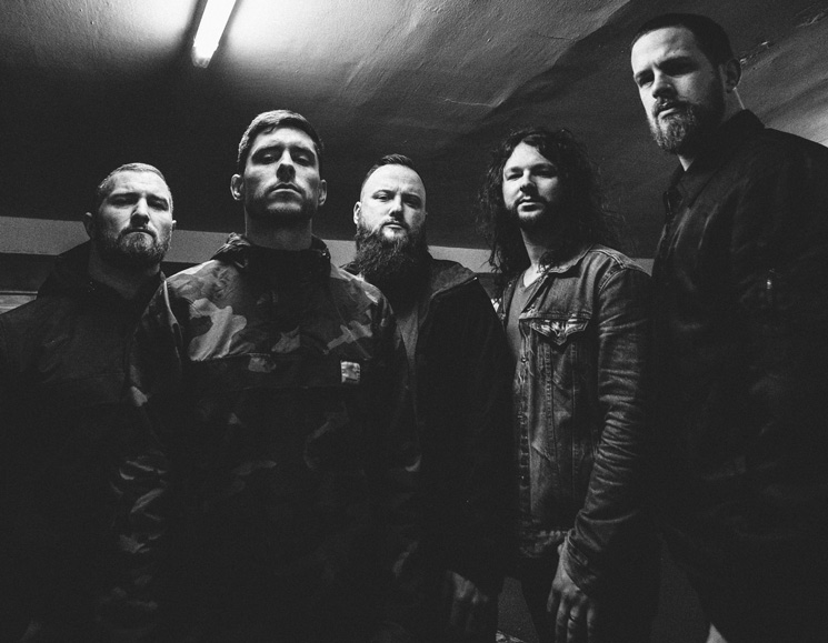 Whitechapel Tell 'The Whole Story' on New Album 'The Valley'