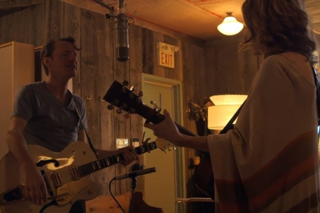 "Whitehorse ""Dark Angel"" (Blue Rodeo cover) (video)"