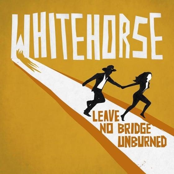 Whitehorse Leave No Bridge Unburned
