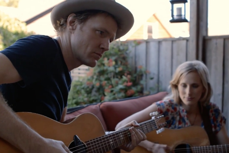 Whitehorse 'Sweet Disaster' (acoustic video)