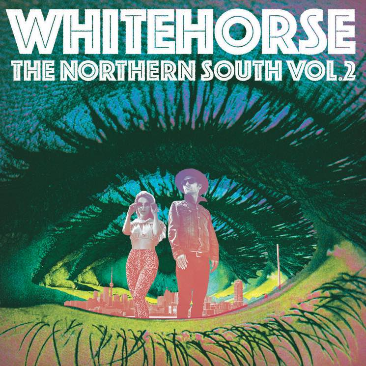 ​Whitehorse Announce 'The Northern South Vol. 2'