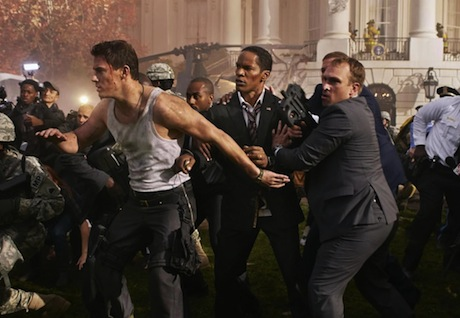 White House Down Roland Emmerich