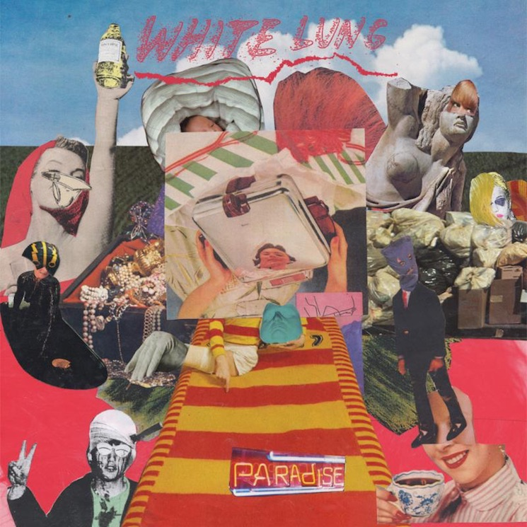 White Lung Return with 'Paradise' Album, Share New Video