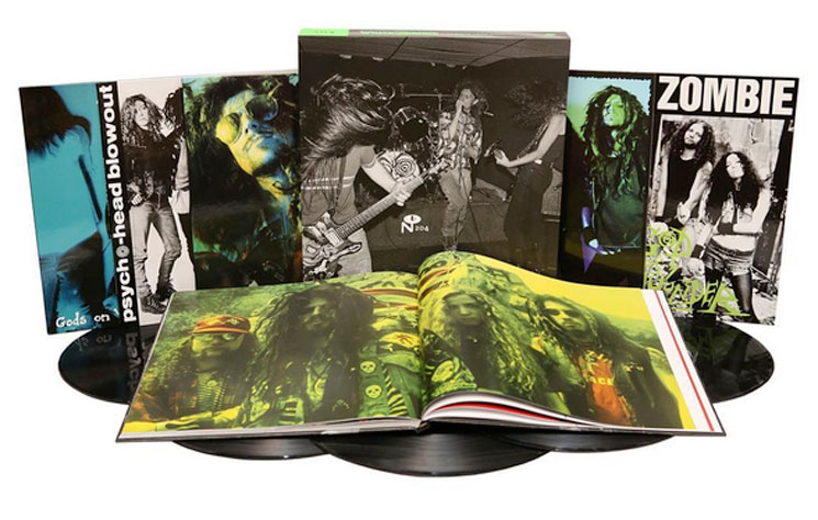 White Zombie's Early Career Collected on Numero Group Box Set
