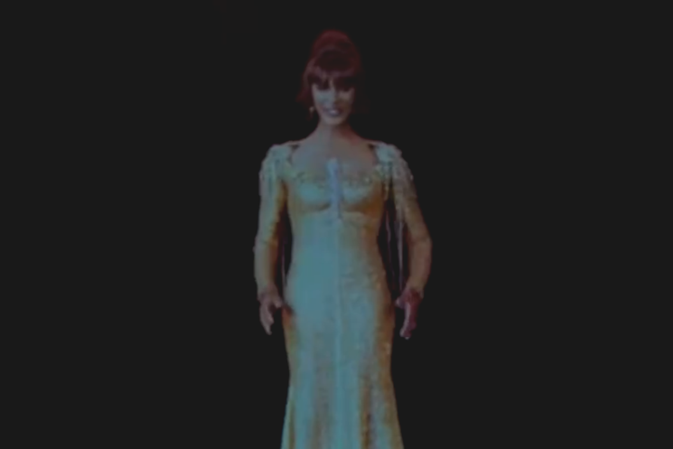 Whitney Houston's Creepy Hologram Has Arrived and Twitter Is Pissed