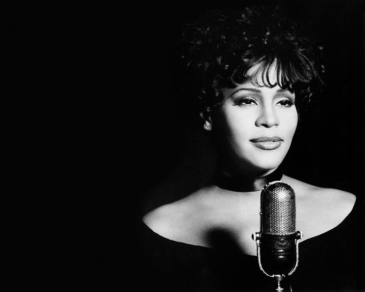 Someone Is Trying to Sell Whitney Houston's Bible for $95,000