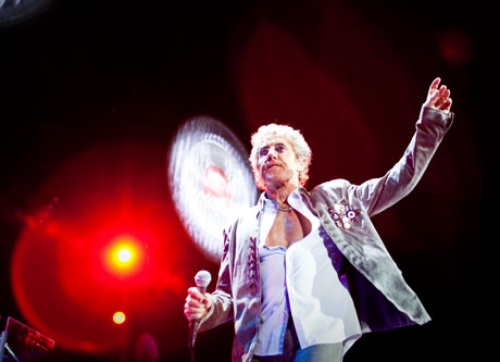 The Who Air Canada Centre, Toronto, ON, November 23