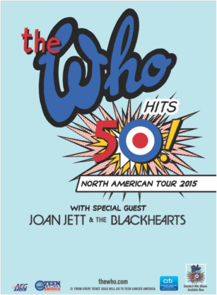 The Who Postpone Tour After Roger Daltrey Diagnosed with Meningitis