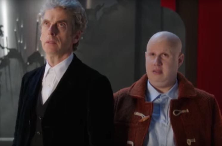 ​Watch the Trailer for the 2016 'Doctor Who' Christmas Special