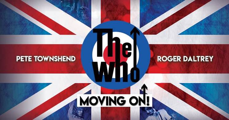 "​The Who Map Out North American ""Moving On!"" Symphony Tour"