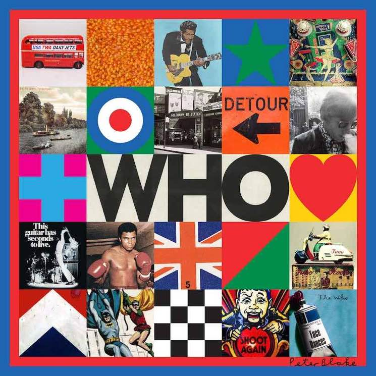 "The Who Unveil New Single ""All This Music Must Fade"""