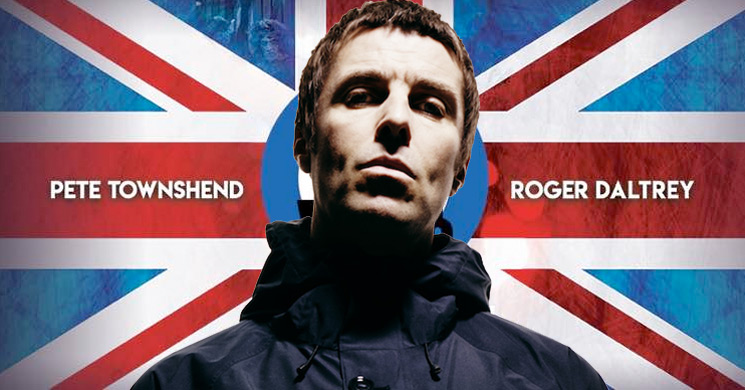 Liam Gallagher Is Opening for the Who in Vancouver