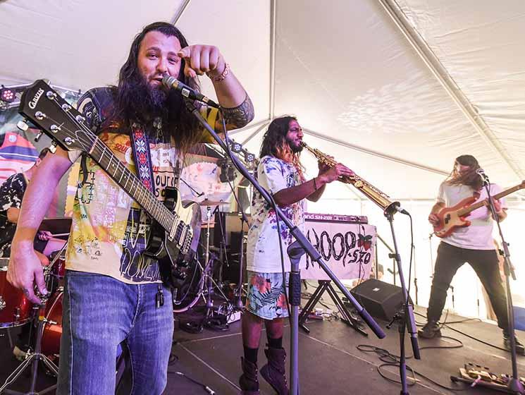 WHOOP-Szo Sappyfest, Sackville NB, August 4