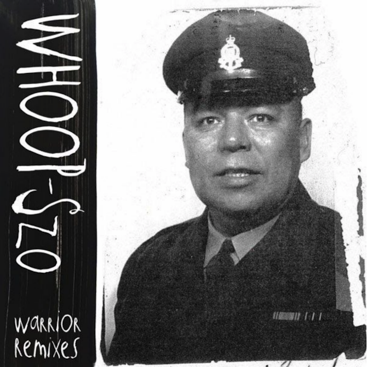 WHOOP-Szo Get DOOMSQUAD, Ice Cream, Zachary Gray for 'Warrior Remixes' EP