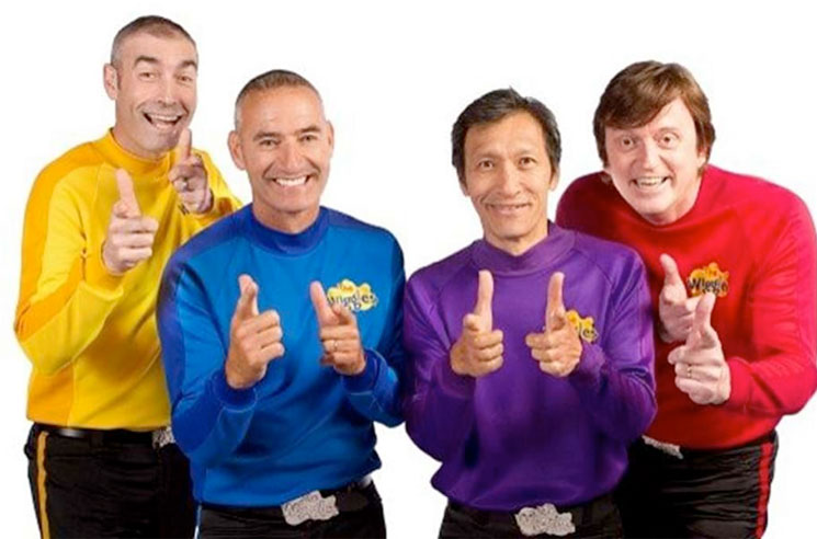 The Wiggles' Greg Page Suffers Heart Attack Onstage
