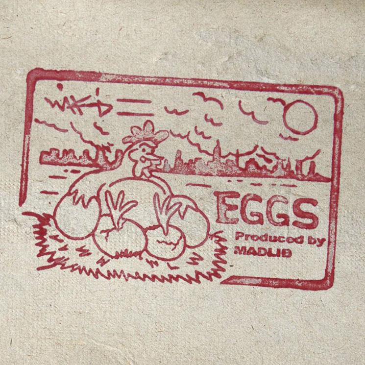 Wiki and Madlib Team Up for New Song 'Eggs'