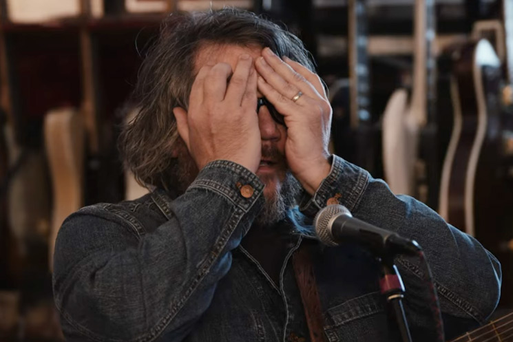 "Watch Wilco Do Extreme Hide and Seek in Their ""Everyone Hides"" Video"
