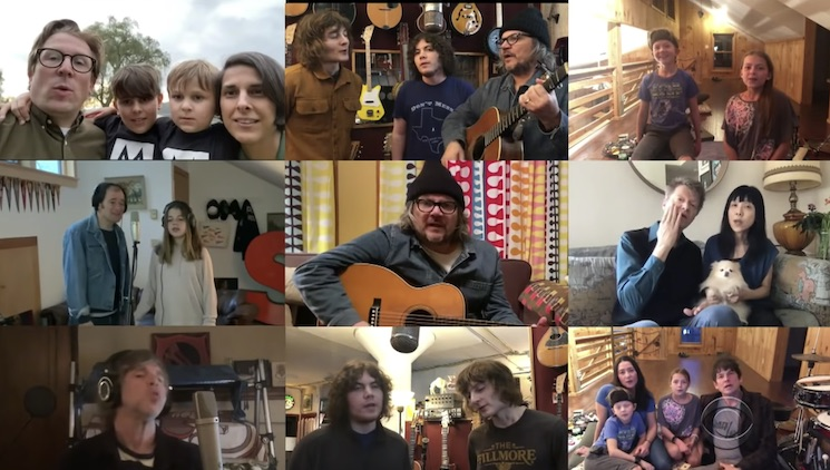 Wilco Share New Song 'Tell Your Friends'