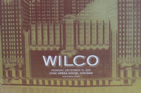 Wilco Live in Chicago, IL (concert stream)