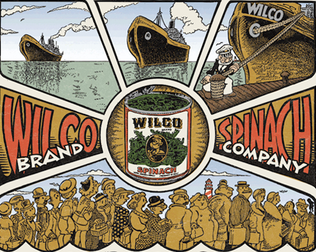 "Wilco ""Dawned on Me"" (video)"