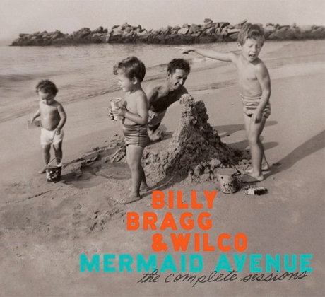Billy Bragg and Wilco Detail 'Mermaid Avenue' Box Set