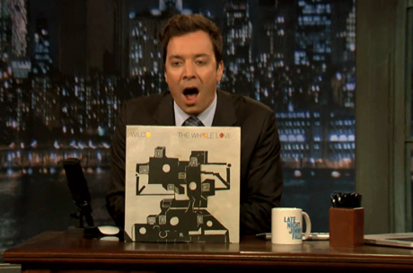 """Wilco """"Art of Almost"""" / """"Laminated Cat"""" (live on 'Fallon')"""