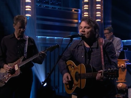 Wilco 'A Magazine Called Sunset' / 'Cars Can't Escape' (live on 'Fallon')