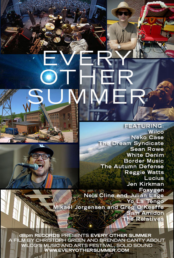 Wilco to Release 'Every Other Summer' Documentary