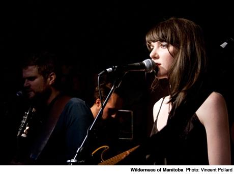 The Wilderness of Manitoba Velveeta Room, Austin TX March 15