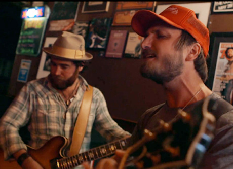 "The Wild Feathers ""The Ceiling"" (live video)"