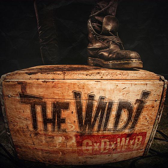 The Wild! 'GxDxWxB' (EP stream)