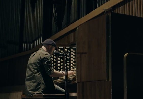"Wild Beasts ""Wanderlust"" (pipe organ version)"