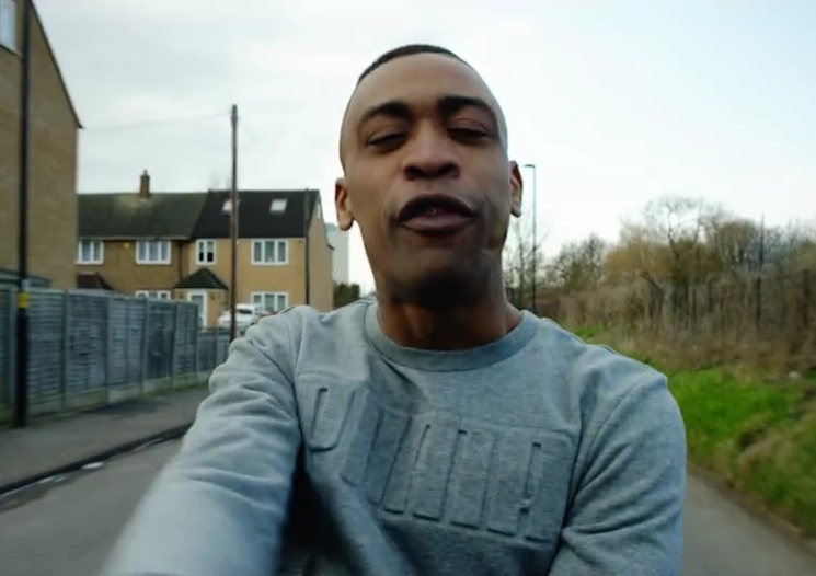 "Wiley ""Chasing the Art"" (video)"