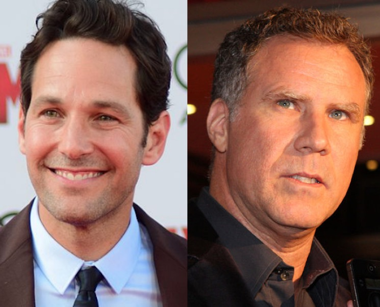 Will Ferrell and Paul Rudd Are Joining Forces for a New TV Series