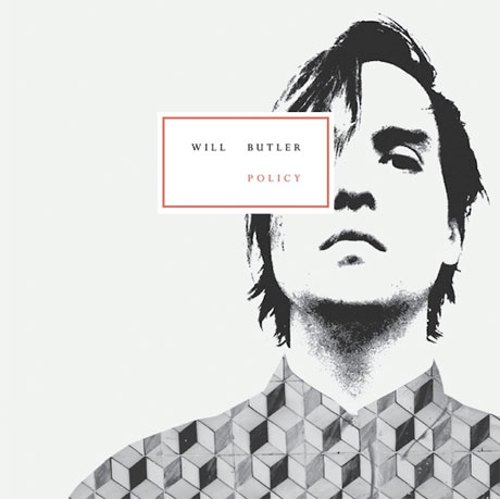 Arcade Fire's Will Butler to Release Debut Solo Album 'Policy'