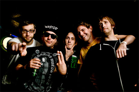 A Wilhelm Scream Return to Canada for Summer Tour