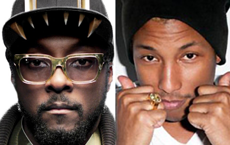 Will.i.am. Takes Legal Action Against Pharrell over the Words 'I Am'