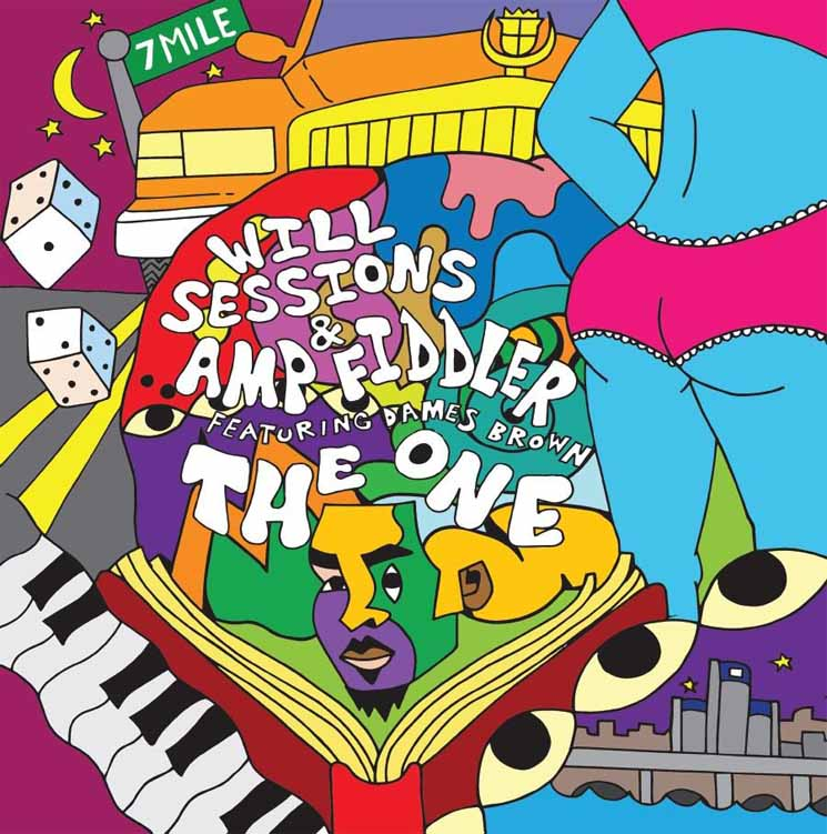 Will Sessions & Amp Fiddler Feat. Dames Brown The One