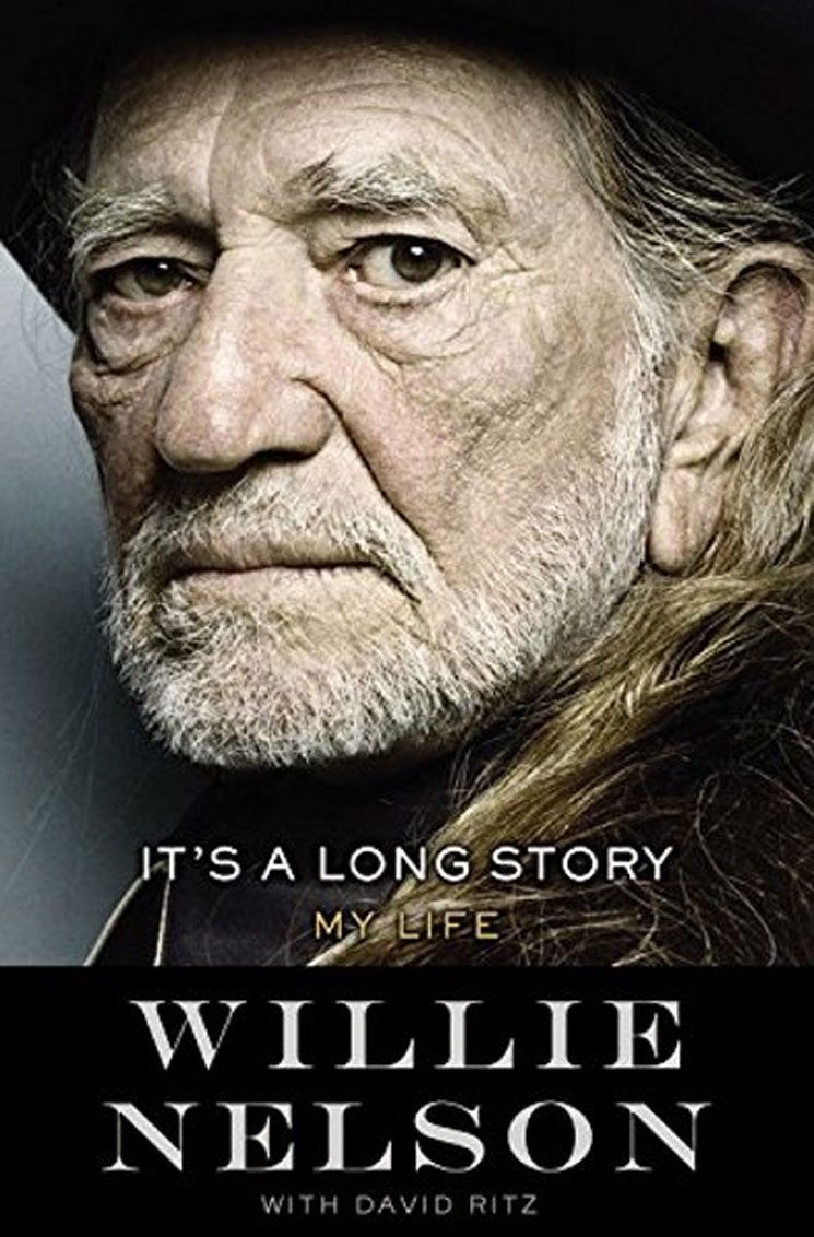 Willie Nelson to Release 'Definitive Autobiography'