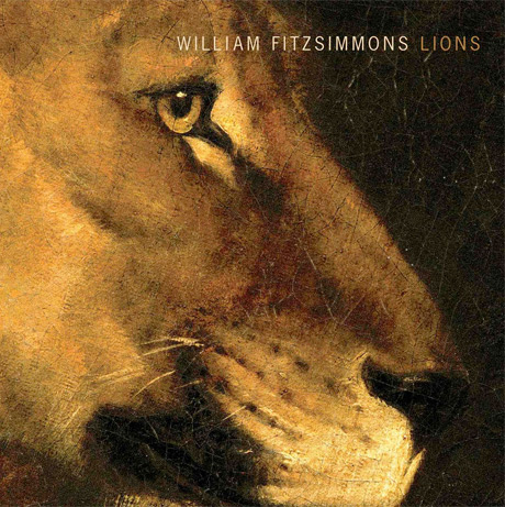 William Fitzsimmons 'Lions' (album stream)
