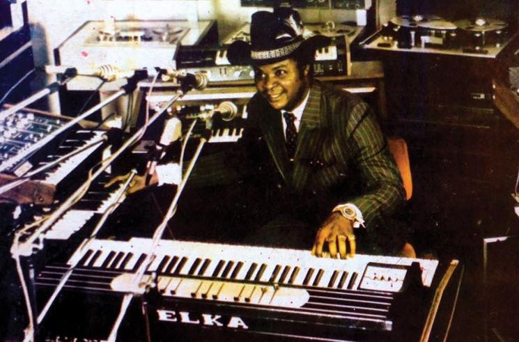 ​Nigerian Funk Pioneer William Onyeabor Dies at 70