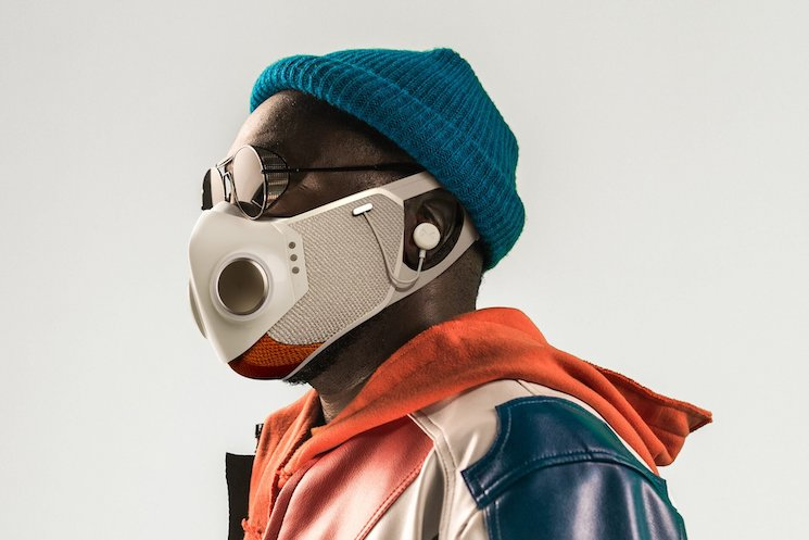 Will.i.am Unveils $375 Bluetooth-Enabled 'Xupermask'