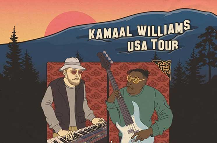 Kamaal Williams Postpones North American Tour