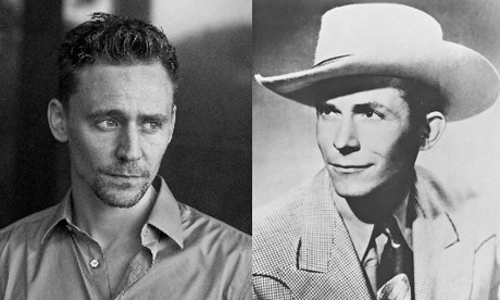 'Thor' Actor Tom Hiddleston to Play Hank Williams in Biopic