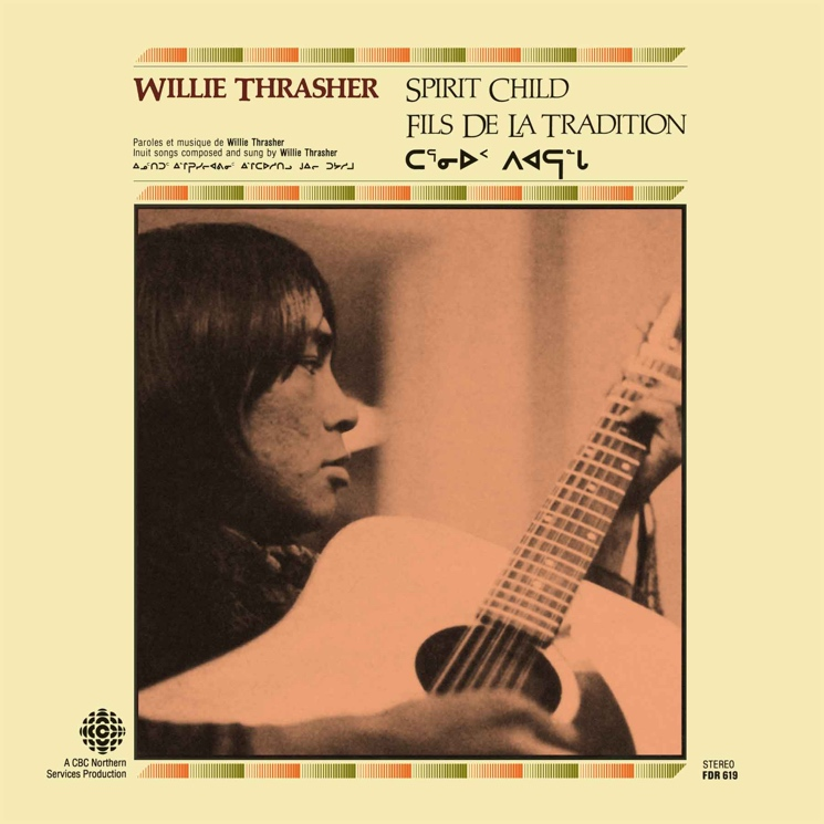 'Native North America' Artist Willie Thrasher Celebrated with Reissue