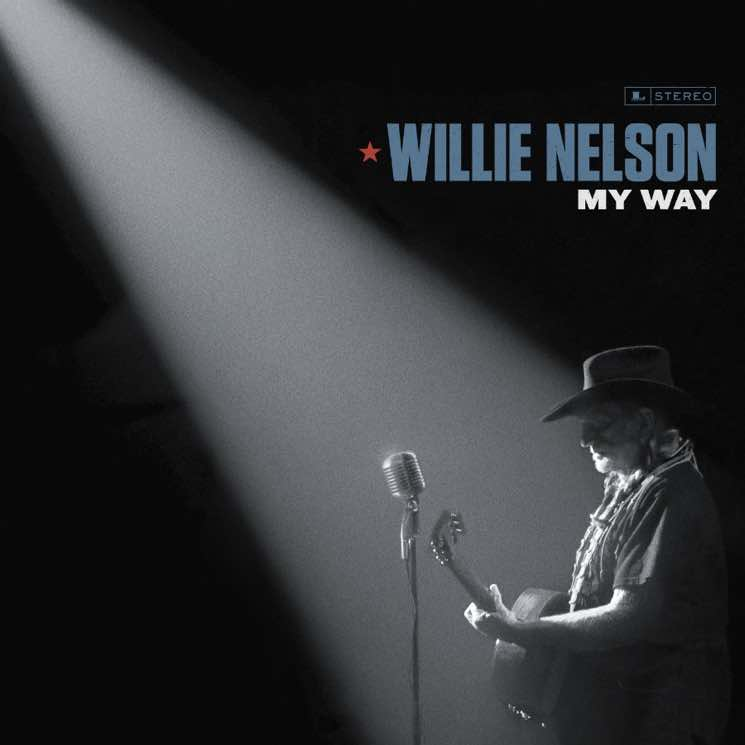 ​Willie Nelson Plots Frank Sinatra Tribute Album 'My Way'