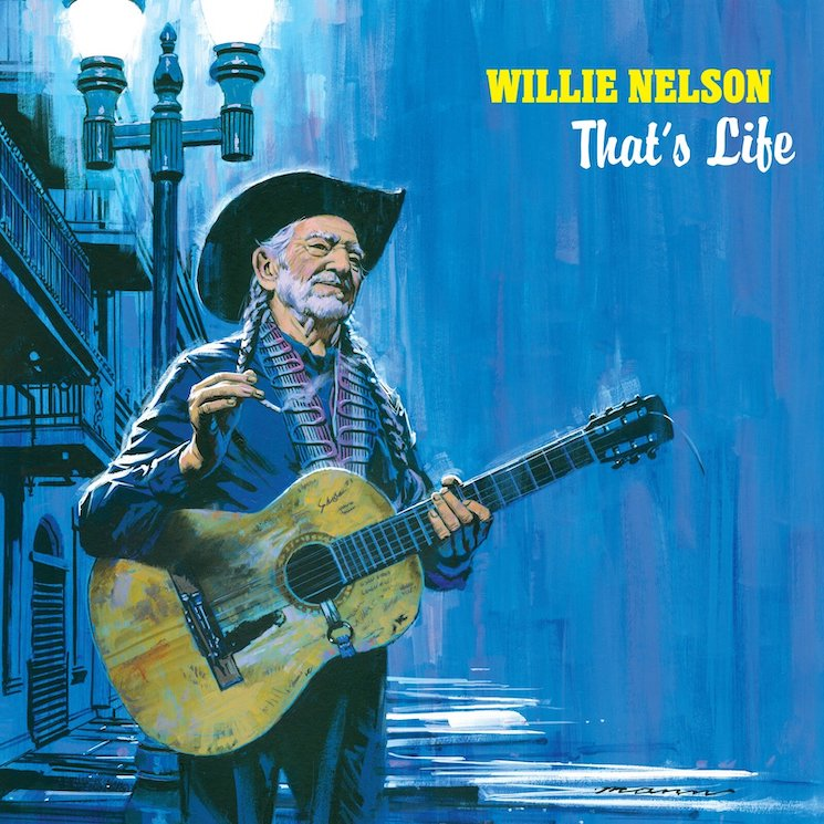 Willie Nelson Announces Frank Sinatra Covers Album 'That's Life'