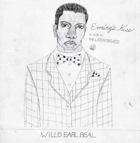 Willis Earl Beal 'Evening's Kiss'